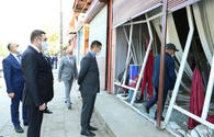 "180 business entities damaged in Armenian attacks on civilian infrastructure <span class=""color_red"">[PHOTO]</span>"