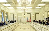 "Speakers of Azerbaijani, Turkish parliaments meet in Baku <span class=""color_red"">[PHOTO]</span>"
