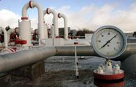 Volume of natural gas transportation via Azerbaijan's main gas pipelines up by 8 pct in Jan-Sep