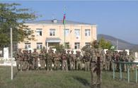 "Azerbaijani flag in Zangilan city <span class=""color_red"">[VIDEO]</span>"