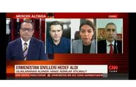 "Trend News Agency's editor-in-chief tells CNN Turk about ongoing tension in Karabakh <span class=""color_red"">[PHOTO/VIDEO]</span>"
