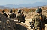 Azerbaijani MoD: Servicemen of Armenia refused to get engaged in battles and left their positions