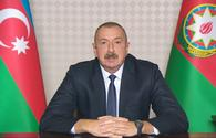President Aliyev announces liberation of  13 Azerbaijani villages from Armenian occupation