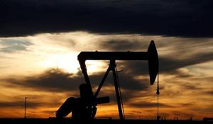 Azerbaijani oil prices edge down