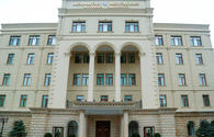 Defense Ministry: Azerbaijani Armed Forces never aim at civilians
