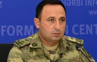 MoD: Over the past day, Armenia has repeatedly violated humanitarian ceasefire