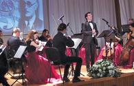 "Azerbaijani tenor wins Grand Prix in Kazakhstan <span class=""color_red"">[PHOTO]</span>"