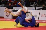 National team competes at European Youth Judo Championship