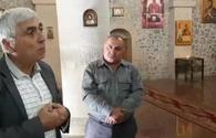"""Udins praying for liberation of occupied Caucasian Albanian churches in Azerbaijan <span class=""""color_red"""">[VIDEO]</span>"""