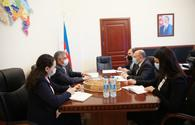 "Azerbaijan, Tajikistan eye cultural cooperation <span class=""color_red"">[PHOTO]</span>"