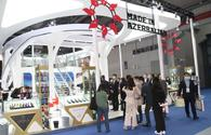 """Products of over 20 Azerbaijani companies presented at exhibition in China <span class=""""color_red"""">[PHOTO]</span>"""