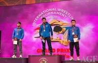 "National wrestlers win five medals in Russia <span class=""color_red"">[PHOTO]</span>"