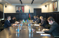 "Azerbaijan, Uzbekistan mull bilateral cooperation <span class=""color_red"">[PHOTO]</span>"