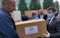 """Azerbaijan continues support to casualties of Armenian terror, martyrs' families <span class=""""color_red"""">[PHOTO]</span>"""