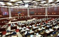 Azerbaijani parliament holds meeting on environmental situation in liberated lands