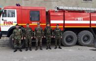 "More fire departments put into operation in liberated Azerbaijani territories <span class=""color_red"">[PHOTO]</span>"