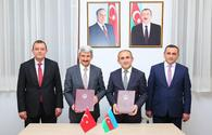 "Azerbaijan, Turkey sign memorandum on healthcare cooperation <span class=""color_red"">[PHOTO]</span>"
