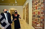"Azerbaijan marks inclusion of carpet weaving art in UNESCO <span class=""color_red"">[PHOTO]</span>"