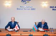 Azerbaijan, Georgia sign cargo transportation accord