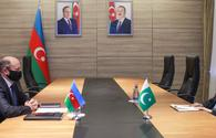 Azerbaijan, Pakistan eye prospects of energy cooperation