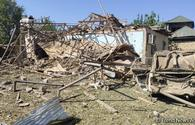 Azerbaijan discloses data on destroyed houses in liberated Fuzuli district