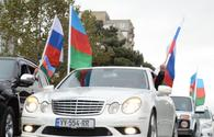"Baku residents hold rally celebrating Kalbajar's liberation <span class=""color_red"">[PHOTO]</span>"