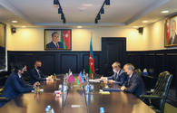Azerbaijan, Qatar mull developing cooperation