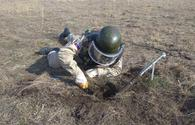 Demining of territory for future road to liberated Shusha kicked off - ANAMA