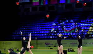 """National gymnasts win medals in Ukraine <span class=""""color_red"""">[PHOTO]</span>"""