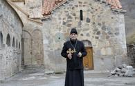 Armenians destroyed all historical, religious items in churches of Azerbaijan - Albano-Udi Orthodox community