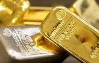 Prices of precious metals in Azerbaijan decrease
