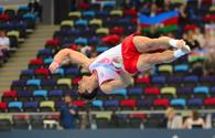 Azerbaijan national team withdrew from participation in European Men's Artistic Gymnastics Championships in Mersin