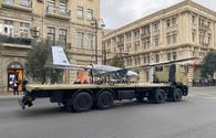 Azerbaijan to demonstrate UAVs during Karabakh war victory parade