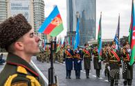"Victory Parade through  lens of Baku Media Center <span class=""color_red"">[PHOTO]</span>"