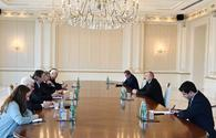 """President Aliyev: OSCE Minsk Group did not help resolve Nagorno-Karabakh conflict <span class=""""color_red"""">[UPDATE]</span>"""