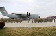 "More Turkish sappers arrive for mine clearance in Azerbaijan's liberated lands <span class=""color_red"">[PHOTO]</span>"