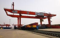 Export train from Turkey completes landmark trip to China in 12 days