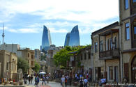 Azerbaijan records sharp decline in inflow of foreign tourists