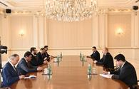 "President Aliyev hails Afghanistan for political support to Azerbaijan during Karabakh war <span class=""color_red"">[UPDATE]</span>"