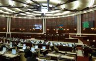 Azerbaijani parliament opens last autumn session meeting