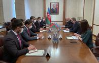Azerbaijani, Afghan senior officials mull further economic, security, transport cooperation