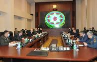 Azerbaijani, Russian emergencies ministers eye humantiarian cooperation