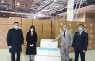 "Israel provides humanitarian aid in framework of Medical cooperation with Azerbaijan <span class=""color_red"">[PHOTO]</span>"