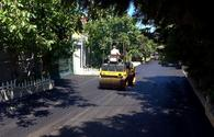"State Agency of Azerbaijan Automobile Roads completes repair of several streets, roads in Baku <span class=""color_red"">[PHOTO/VIDEO]</span>"