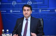 Assistant to Azerbaijani president holds meeting on creation of public councils