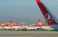 Turkish Airlines makes PCR virus tests mandatory for all Int'l passengers