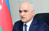 Delegation headed by Azerbaijani deputy PM discusses prospects of co-op during visit to Russia
