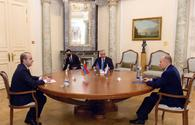 Heads of Azerbaijan's and Armenia's security services meet in Moscow