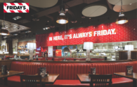 Now You Can Get a Taste of The Weekend Any Day of The Week. T.G.I. Friday's™ is coming soon to Baku