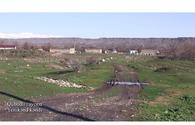 Azerbaijan shows footage from Yenikand village of Gubadli district (VIDEO)